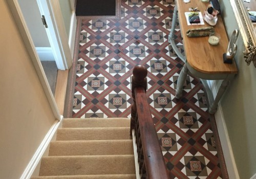 Project:   Original Style Victorian Floor Tiles