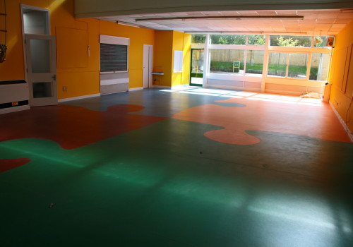 Project:   HCC. Otterbourne C Of E Primary School, Southampton