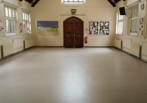 Project:   Petersfield Methodist Church. Petersfield, Hampshire