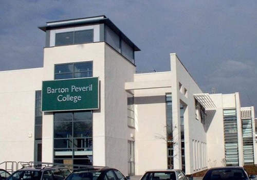 Project: Barton Peverill College. Southampton