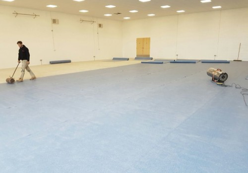 Project:   New Multi-Purpose Hall Bayhouse School, Gosport
