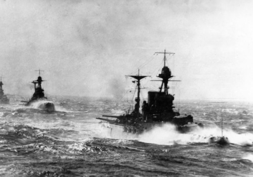 Project:   The Battle Of Jutland 1916 Gallery, Portsmouth Dockyard