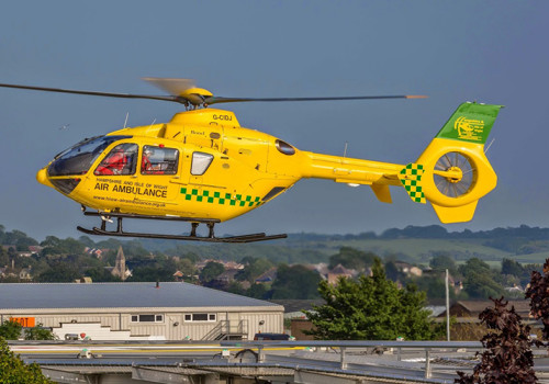 Project:   New HQ For Hampshire & Isle Of Wight Air Ambulance, Southampton