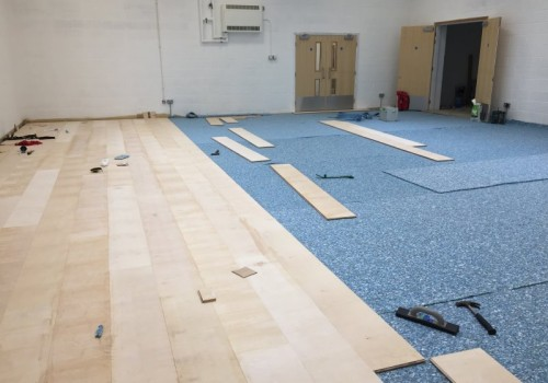 Project:   New Multi-Purpose Sports Hall And Nusery, Bayhouse School, Gosport