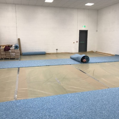 Bay House School – New Gym Feb 2017 (42)