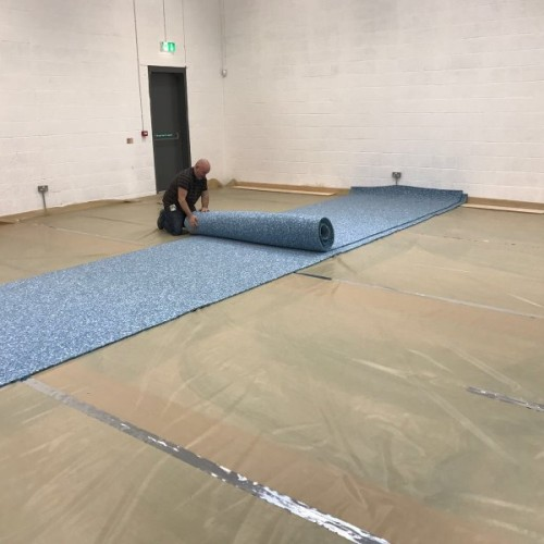 Bay House School – New Gym Feb 2017 (44)