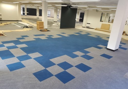 Project:   HCC, Fareham Library Refurbishment