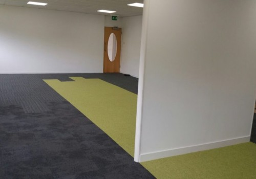 Project:   Design Floor Office Refurbishment In Havant