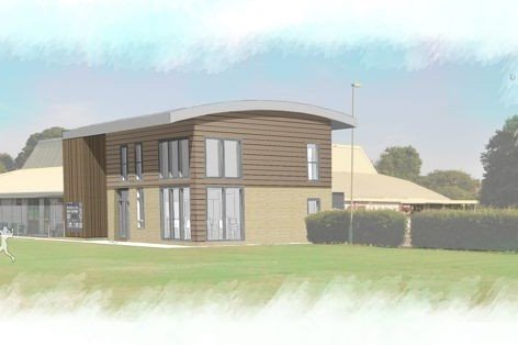 Project:   New Extension At Hayling Island Community Centre.