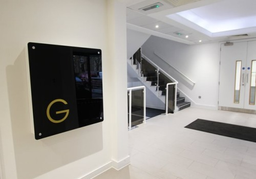 Project:  The Quay Office Refurbishment, Channel Way, Southampton