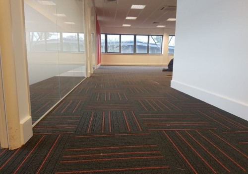 Project:  Office Refurbishment In Petersfield, Hampshire.