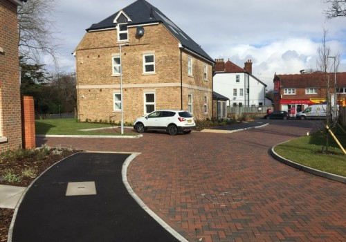 Project:  Social Housing At Roussillon Barracks, Chichester