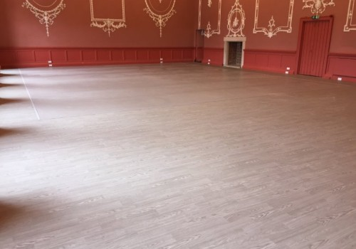 Project:  New Dance Studio At St Johns House, Winchester