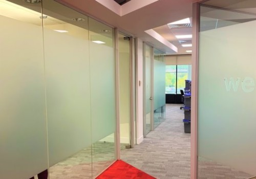 Project:  Lakeside Office Refurbishment, Portsmouth.