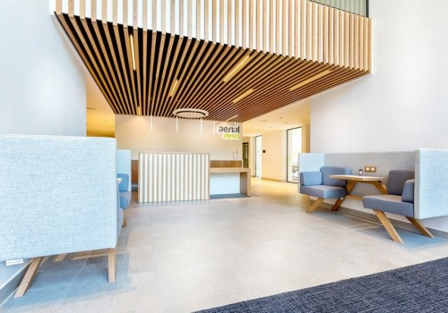 Project:  New HQ For Ariel Direct Communications In Segensworth,