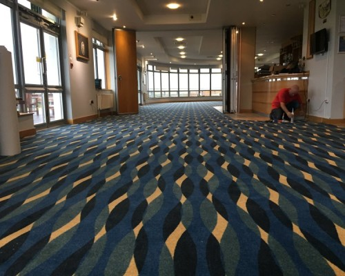 Project:   Hayling Island Golf Club Refurbishment
