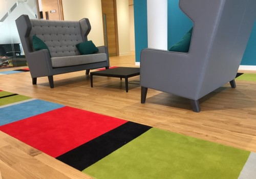 Project:   Financial Services Group, Forum 4, Parkway, Whiteley.